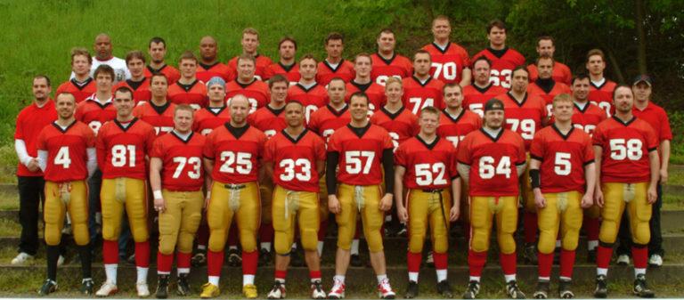 Badener Greifs Seniors 2005