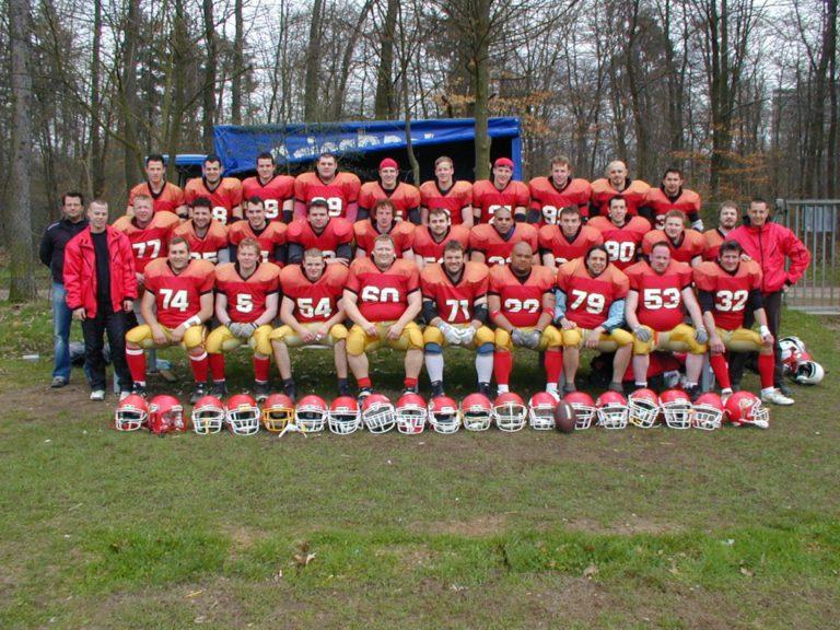 Badener Greifs Seniors 2006