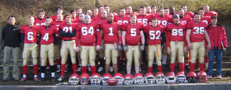 Badener Greifs Seniors 2008